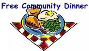free-Community-Dinner