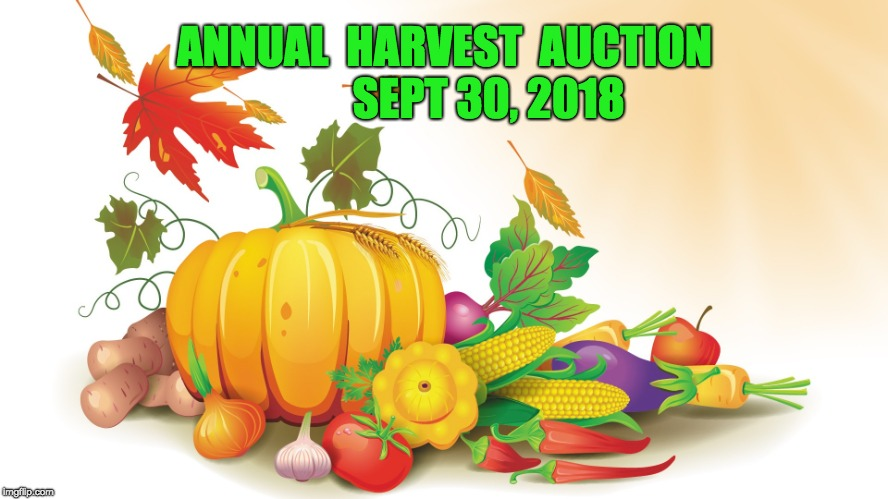 HARVEST AUCTION FINAL FORM